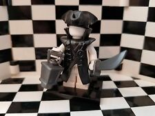 Lego Custom Black Pirate Minifigure Accessory Pack