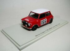 MINI COOPER N° 155 RALLY MONTE CARLO 1963