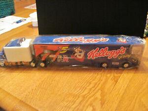 Kelloggs Tony Tiger Racing Semi Truck Transporter Hendrick Motor # Labonte 1996