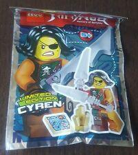 Lego® Ninjago™ Cyren als Limited Edition Minifiguren Neu & OVP