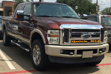 FENDER FLARES FOR 2008-2010 FORD F350 SUPER DUTY FACTORY STYLE WHEEL PROTECTOR