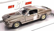 Ford Shelby Mustang GT500 1967 Eleanor ido 60 segundos Greenlight 18220 1:24 Nuevo