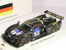 Scuderia Cameron Glickenhaus SCG003c #9 24h Nürburgring 2015 - Spark 1/43 SG201