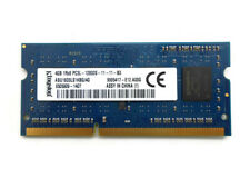 Kingston 4GB 1Rx8 PC3L - 12800S - 11 - 11 - B3 ASU16D3LS1KBG/4G Laptop Memory
