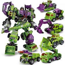 Transformers NBK Devastator Transformation Boy Toy Oversize Action Figure 6 IN 1