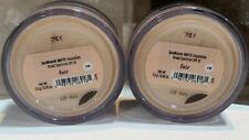 (Lot Of 2) Bare Minerals Matte Foundation 0.05oz - Color Fair (New & Sealed)