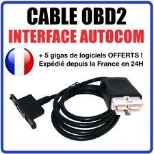Kabel OBD2 kompatiblen ersatz mit schnittstelle Autocom CDP+