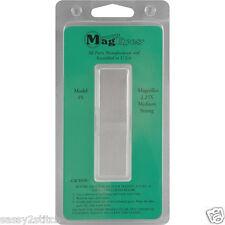 MagEyes 2.25X  #5 Medium-High  Strength Replacement Lens