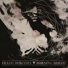 DEATH MERCEDES / BURNING BRIGHT - split - LP/NEW Amanda Woodward, Victims,