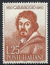 1960 ITALIA CARAVAGGIO MNH **