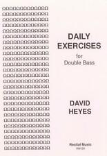 Heyes: 12 Daily Exercises for Double Bass RM158