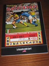ALBUM CALCIATORI FIGURINE PANINI GAZZETTA DELLO SPORT 1972/73