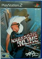 AGGRESSIVE INLINE (Sony PlayStation 2, 2002, PAL) PS2