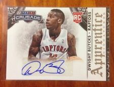 Panini Rookie Toronto Raptors NBA Basketball Trading Cards