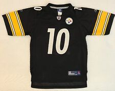 Reebok Pittsburg Steelers Holmes #10 Football Jersey Youth Size L 14/16