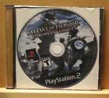 Sony Playstation 2 - Medal of Honor: European Assault (2005)