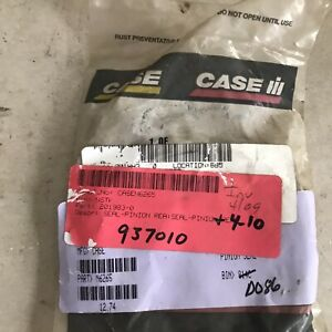 CNH Case Seal N6265 Rear Pinion Seal Genuine OEM