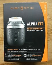 Clarisonic Alpha Fit sonic cleansing engineered for Men's skin