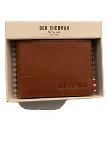 Ben Sherman Mens Wallet