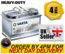 Varta Silver Start Stop Plus AGM 096 Car Battery E39 fits Volvo VW -Next Day Del