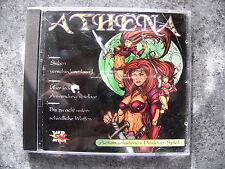 Athena Fantasy-Desktop-Spieleklassiker PC-CD