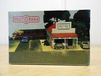 Structorama, Country Shop No. 4, HO Scale, Structure Kit
