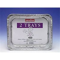 Caroline Foil Tray Pack 2, 60oz