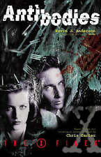 The X-Files (5) - Antibodies, Anderson, Kevin J. | Hardcover Book | Good | 97800
