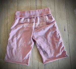 PINK Capri Sweat Pants Shorts Victoria Secret