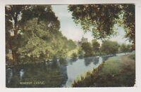 Berkshire postcard - Windsor Castle