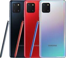 "Samsung Galaxy Note 10 Lite SM-N770F/DS 128GB 8GB RAM (FACTORY UNLOCKED) 6.7"""