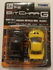 TOMY R/C Bit Char-G Tomica SUBARU IMPREZA WRX 45 Mhz Body Set GM-08 Black Yellow