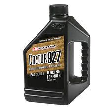 Maxima Racing Oils Castor 927 2-Stroke Oil - 64 oz / 1.89 Liter - 23964