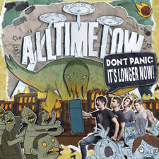 All Time Low ‎– Don't Panic: It's Longer Now! 2Lp  VINYL NEW