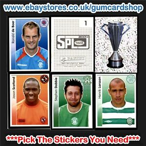 Panini SPL 2004 (SCOTTISH) 300 to 406 *Select the Stickers You Need*