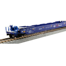Kato 309056 Gunderson MAXI-IV Double Stack Well Car Pacer Stacktrain #6066 HO