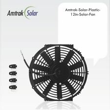 Amtrak Solar's Powerful 12 Inch Solar Attic Fan Quietly Cools your House