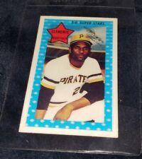 1971 Kelloggs Clemente Baseball Card #5
