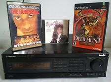 Pioneer - CLD-3070 Laserdisc CD CDV LD Laser Disc player/Free dvd - cd's & PlayS