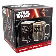 Star Wars sabre Laser chaleur Changement Tasse