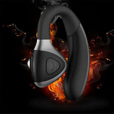 Wireless Bluetooth Earphone Stereo Headphone Earpiece Earbud For iPhone Samsung