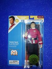 "Captain Spock - Mego 8"" Action Figure star Trek Wrath of Khan #818 Marty abrams"