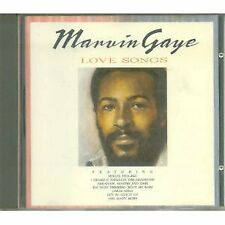 Gaye Marvin - Love Songs - The Very Best of Marvin Gay, Gaye Marvin, Used; Good