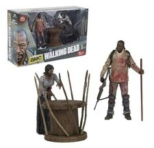 MF14515: The Walking Dead TV Series Morgan and Impaled Walker Deluxe Set