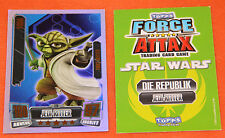STAR WARS SERIE 2 YODA FORCE MEISTER 228 (RAR)