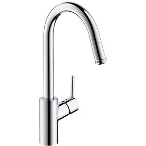 Hansgrohe Talis S² Variarc Kitchen Mixer Tap Pull Out Spout Swivel 150° 14872000