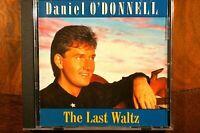 The Last Waltz - Daniel O'Donnell  -  CD, VG