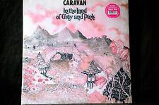 "Caravan In The Land Of Grey + Pink + bonus tracks 12"" Grey/Pink 2LP New + Sealed"