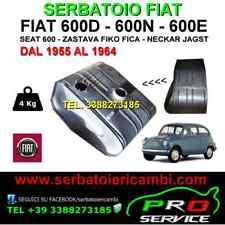 disponibile su ordinazione SERBATOIO benzina NUOVO per FIAT 600 D N E tank