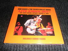 BOB SEGER & THE SILVER BULLET BAND - LIVE KNOCK OUT - 2 CD - 1987 + 4 BONUS